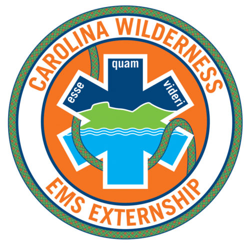 Carolina Wilderness EMS Logo