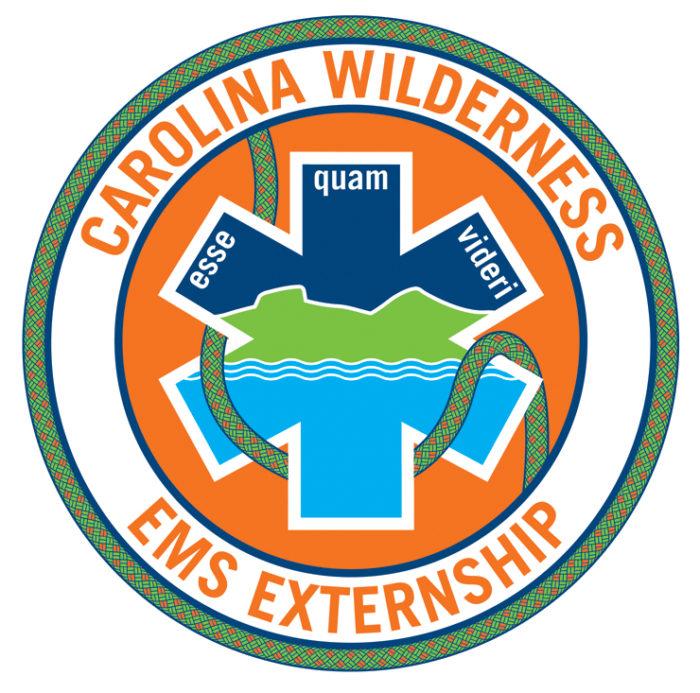 Carolina Wilderness EMS Logo