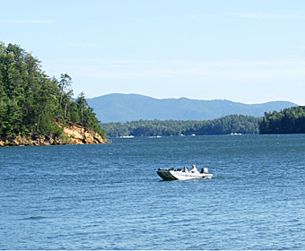 Lake James - Burke County NC
