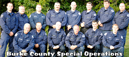 Burke County Special Operations